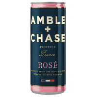 Amble & Chase Rose 250ml 4pk Cn