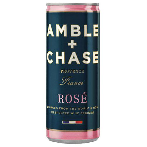 Amble & Chase Rose 250ml 4pk Cn