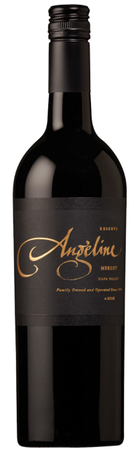 Angeline Merlot Reserve 750ml