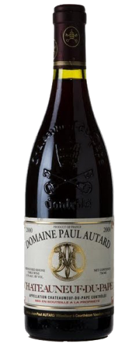 Paul Autard Chateauneuf du Pape 750ml