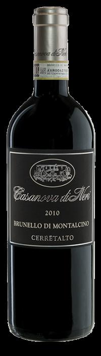 Casanova di Neri Brunello di Montalcino Cerretalto 2010 750ml