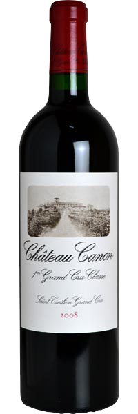 Chateau Canon 750ml