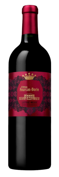 Chateau Fourcas Borie Listrac Medoc 750ml