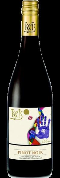 Kris Pinot Noir Terre Sicilance IGT 750ml