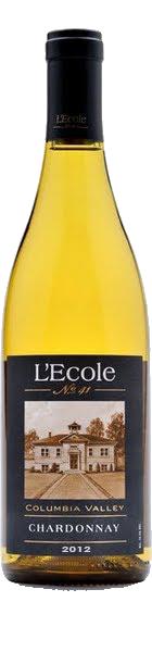 L Ecole No 41 Chardonnay 750ml