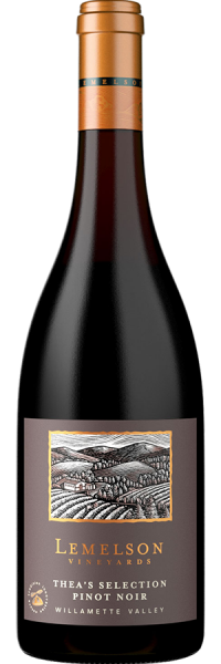 Lemelson Pinot Noir Theas Select 750ml