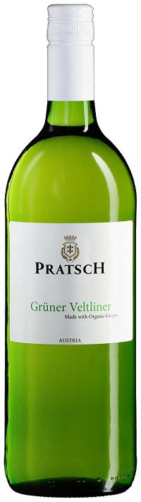 Pratsch Organic Gruner Veltliner 750ml