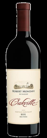 Robert Mondavi BDX Red Blend 2012(1)