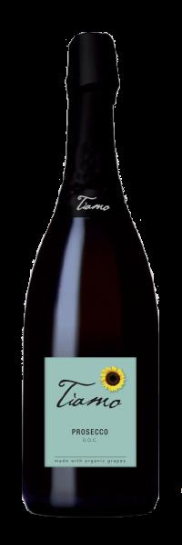 Tiamo Prosecco Organic 750ml