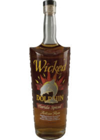 WICKED DOLPHIN SPICED RUM_750ML_Spirits_RUM