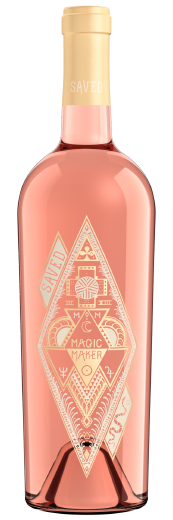 Saved Magic Maker Rose 2016 750ml