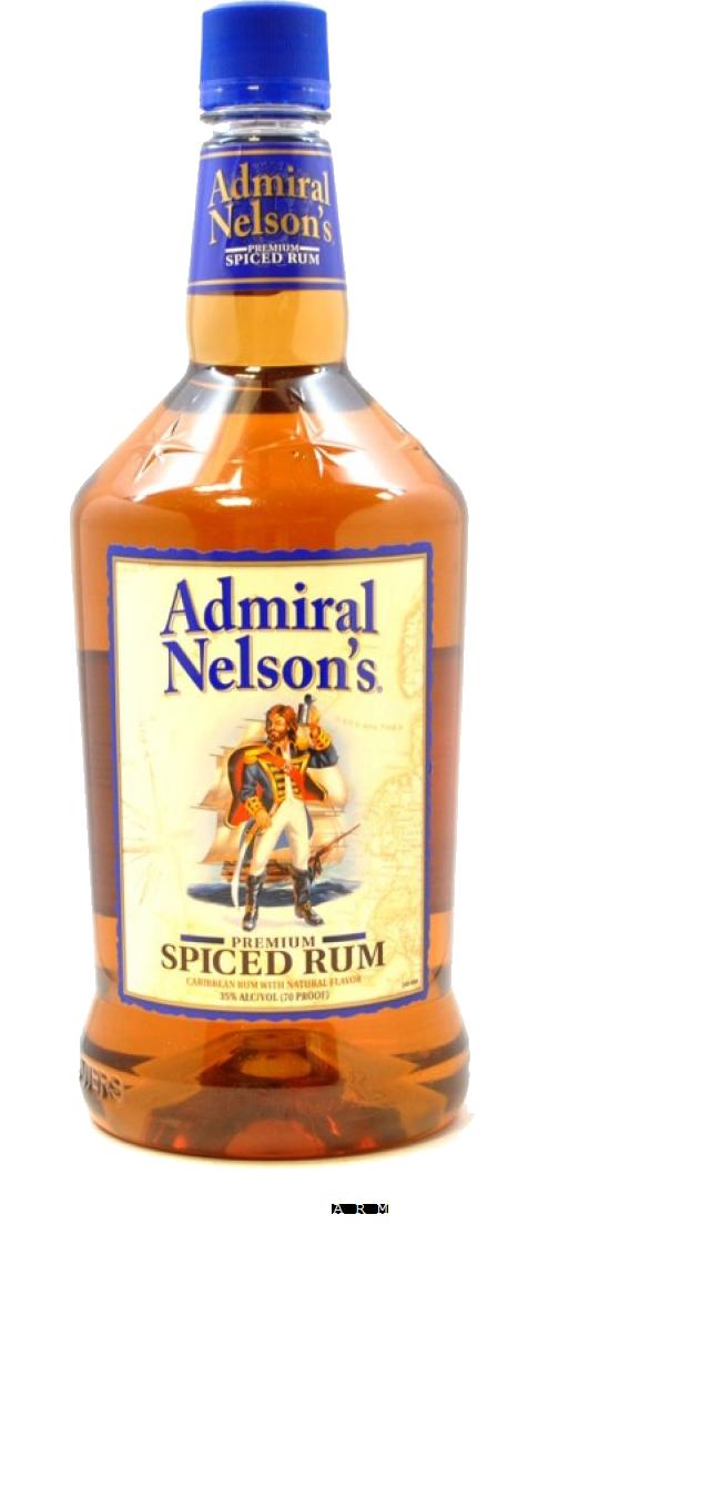 Admiral Nelson Spiced Rum 1 75l Luekens Wine Spirits