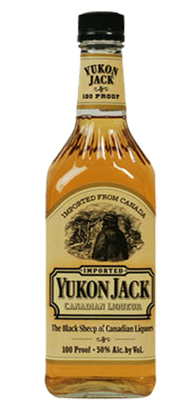 Yukon Jack Whisky 750ml Luekens Wine Spirits