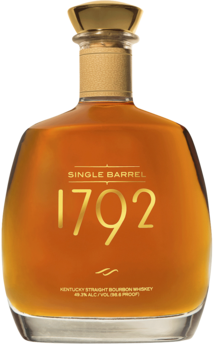 1792 SINGLE BARREL 750ML Spirits BOURBON