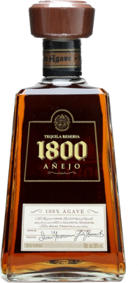 1800 ANEJO TEQUILA 750ML Spirits TEQUILA