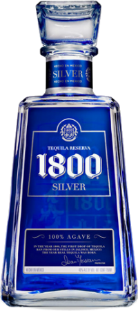 1800 SILVER TEQUILA 1.75L Spirits TEQUILA