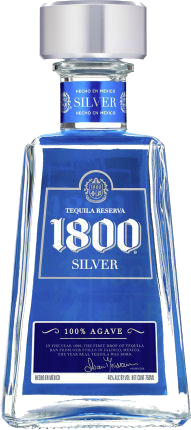1800 SILVER TEQUILA 750ML Spirits TEQUILA