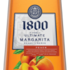 1800 ULTIMATE PEACH MARG 1.75L Spirits READY TO DRINK