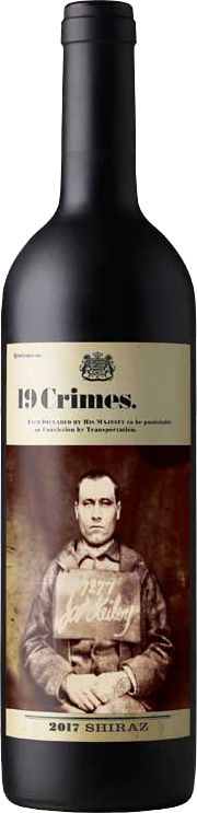 19 CRIMES SHIRAZ