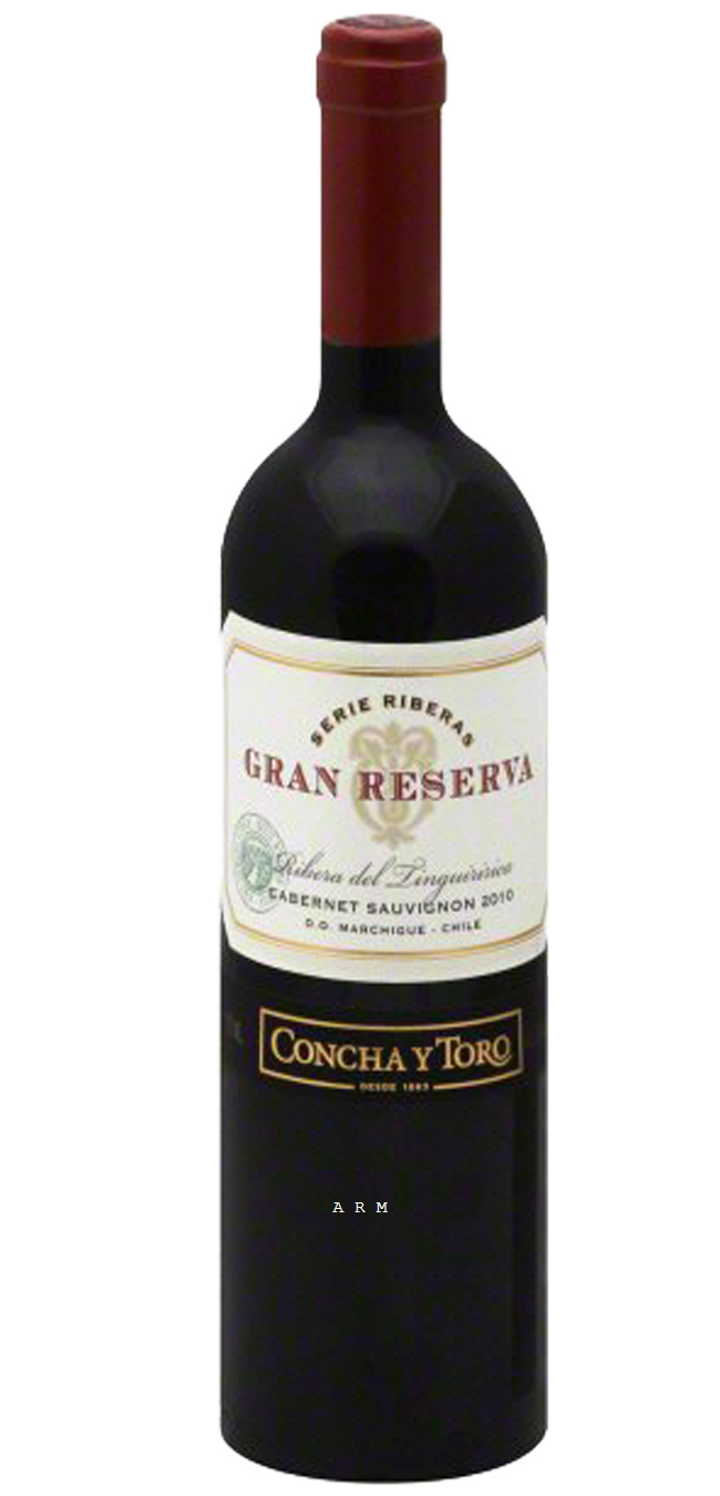 Concha Y Toro Carmenere Gran Reserva 750ml
