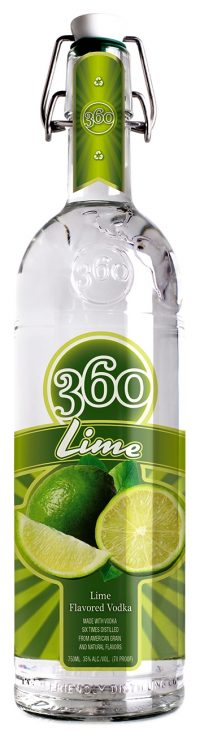 360 Lime Vodka