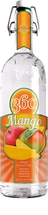 360 Mango Vodka