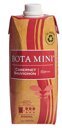 Bota Box Cabernet Tetra 500ml