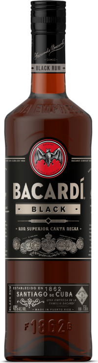 75cl Black