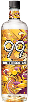 99 BUTTERSCOTCH 750ML Spirits CORDIALS LIQUEURS