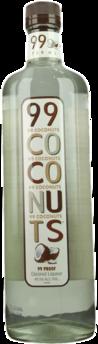 99 COCONUTS 750ML Spirits CORDIALS LIQUEURS