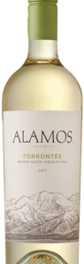 ALAMOS TORRONTE 750ML Wine WHITE WINE