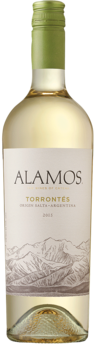 ALAMOS TORRONTE 750ML Wine WHITE WINE