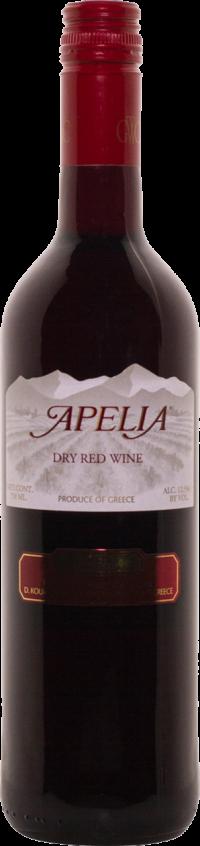 APELIA RED 750ML