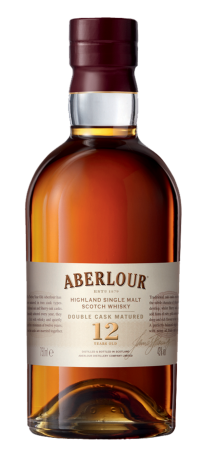 Aberlour Single Malt Scotch Whisky Scotland 12 Yo Double cask matured 750ml Bottle