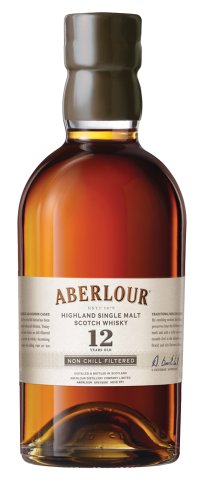 Aberlour Single Malt Scotch Whisky Scotland 12 Yo Non Chill Filtered 750ml Bottle