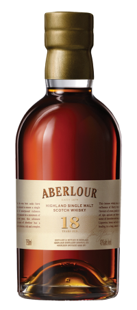 Aberlour Single Malt Scotch Whisky Scotland 18 Yo 750ml Bottle