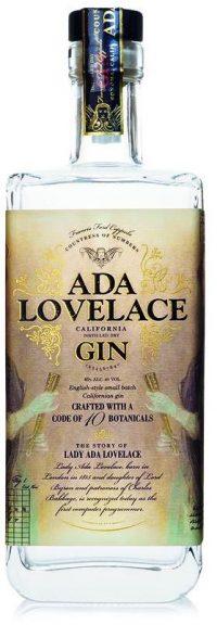 Ada Lovelace Gin