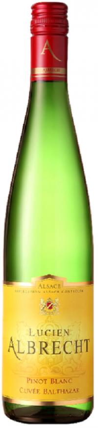 Albrecht Cuvee Balthazar Pinot Blanc 750ml