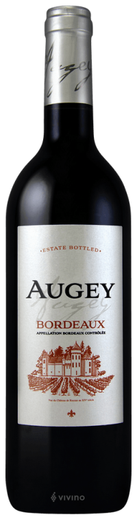 Augey Bordeaux Rouge