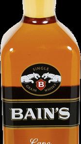 BAINS CAPE MOUNTAIN WHISKY 86