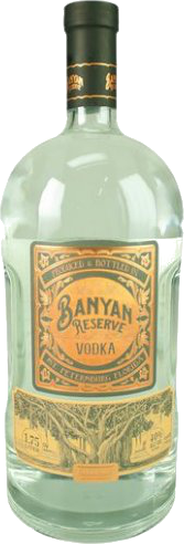 BANYAN RESERVE VODKA750MLSpirits VODKA