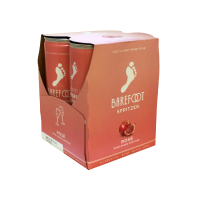 BAREFOOT REF ROSE 4PK_250ML_Spirits_ROSE & BLUSH WINE