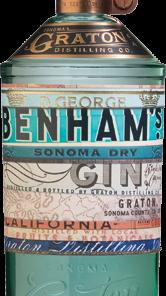 BENHAM GIN 750ML Spirits GIN
