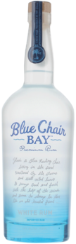 BLUE CHAIR BAY WHITE RUM 750ML Spirits RUM