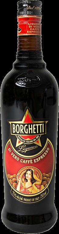 BORGHETTI ESPRESSO 750ML Spirits CORDIALS LIQUEURS