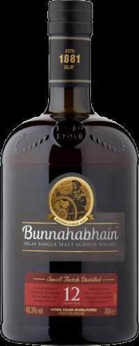 BUNNAHABHAIN SCO SMALT 12YR 92.6