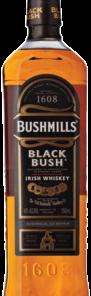 BUSHMILLS BLACK BUSH 750ML Spirits IRISH WHISKEY