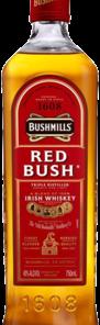 BUSHMILLS RED BUSH 750ML Spirits IRISH WHISKEY