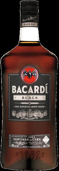 Bacardi Black 1.75