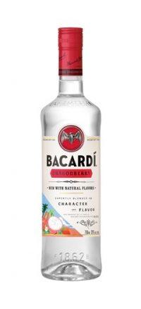 Bacardi Dragon Berry Rum 1.75L